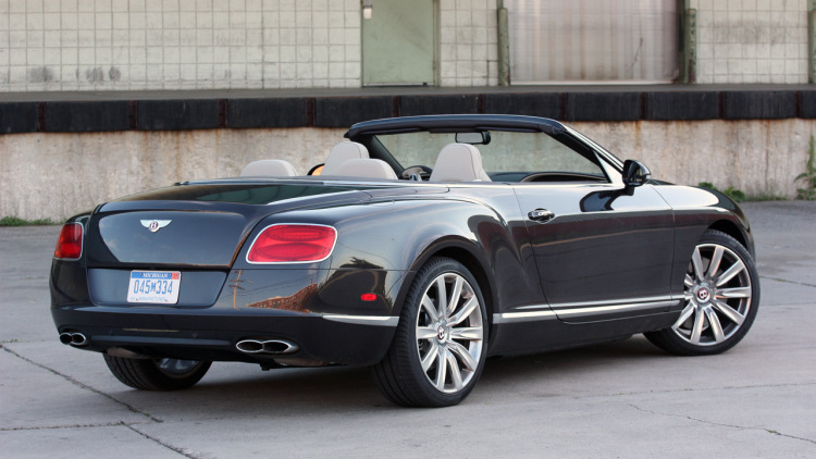 2013 Bentley Continental Gtc #20