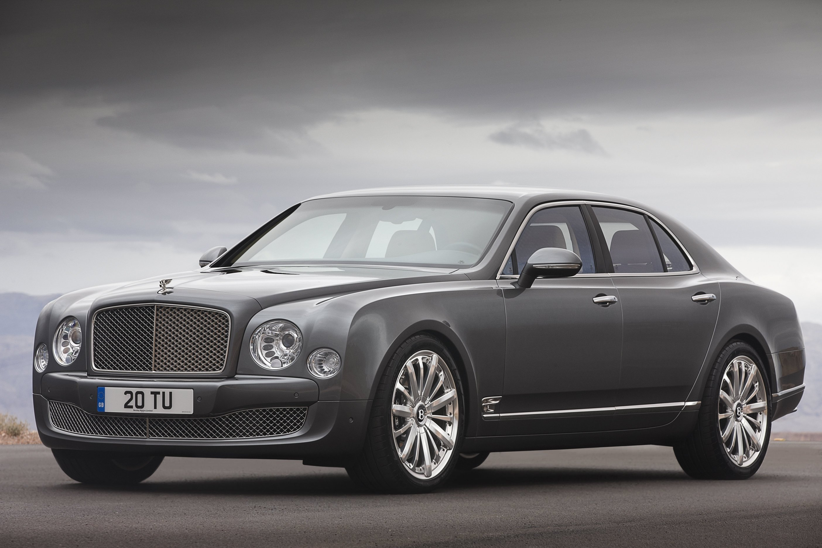 2013 Bentley Mulsane #21