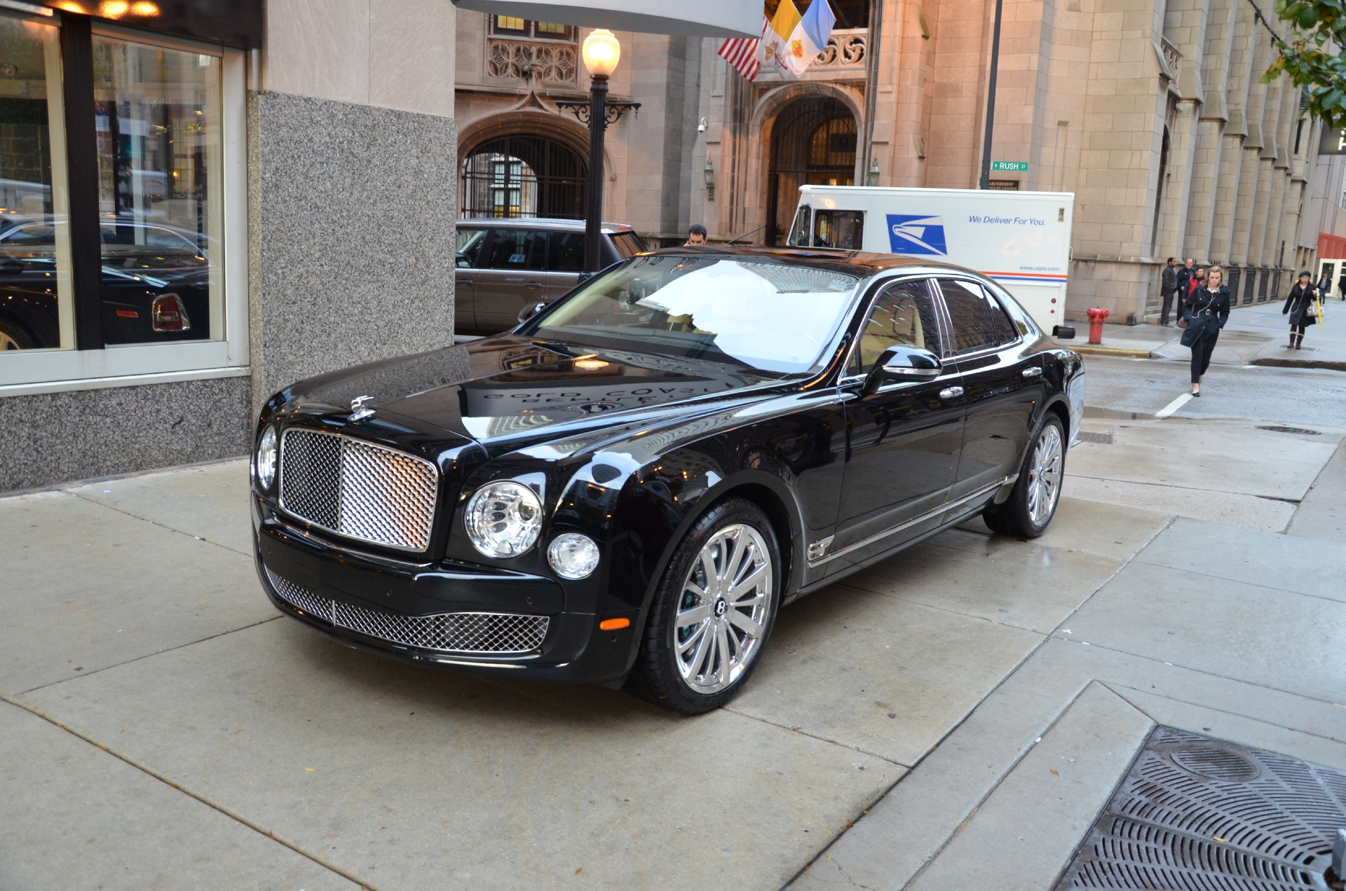 2013 Bentley Mulsane #19