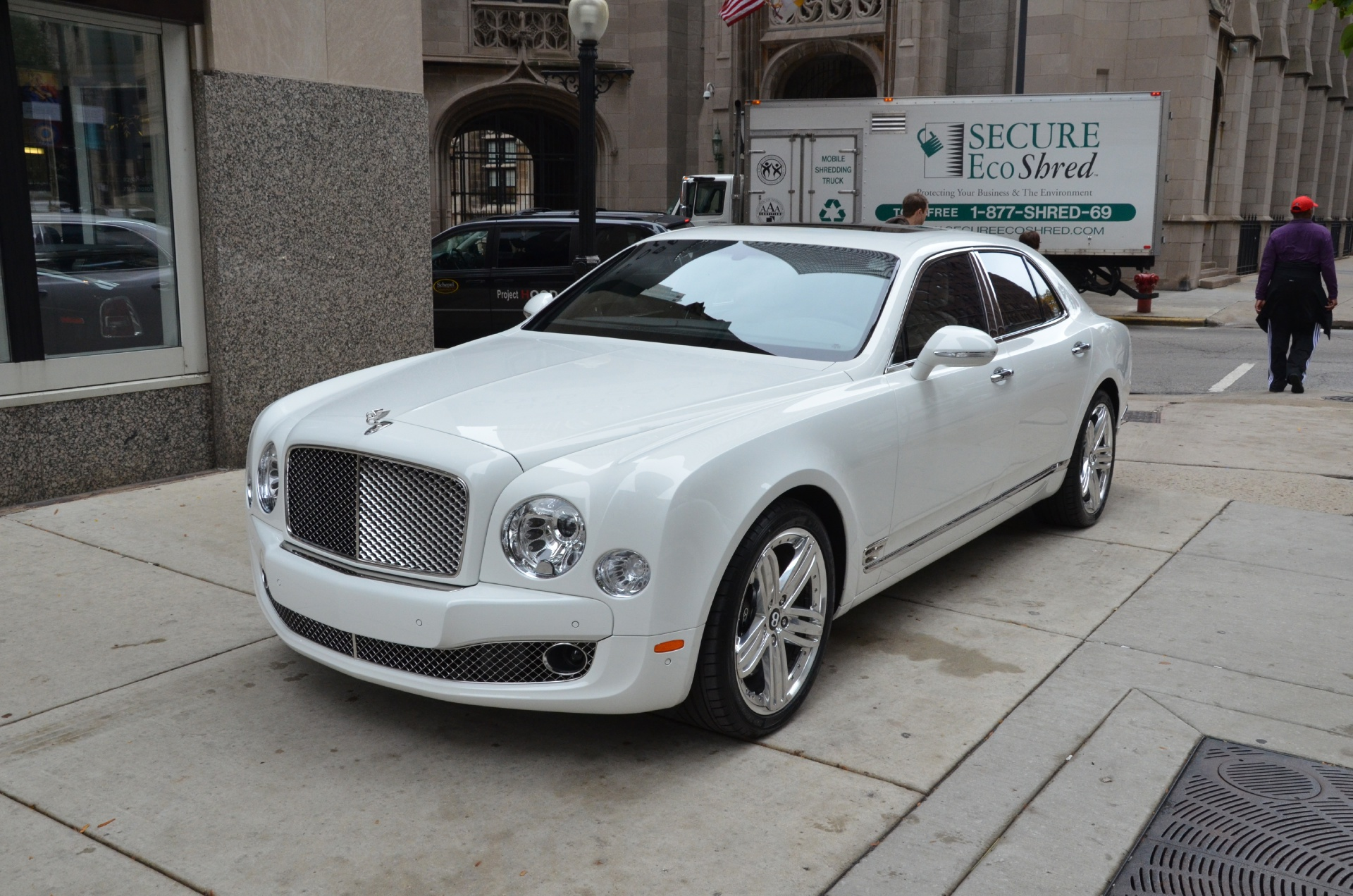 2013 Bentley Mulsane #18