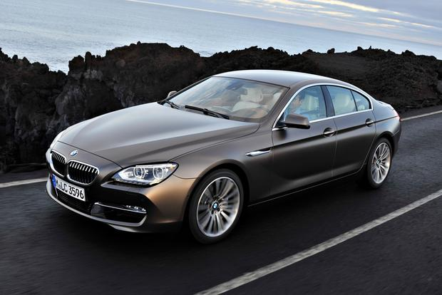 2013 Bmw 6 Series Gran Coupe #4