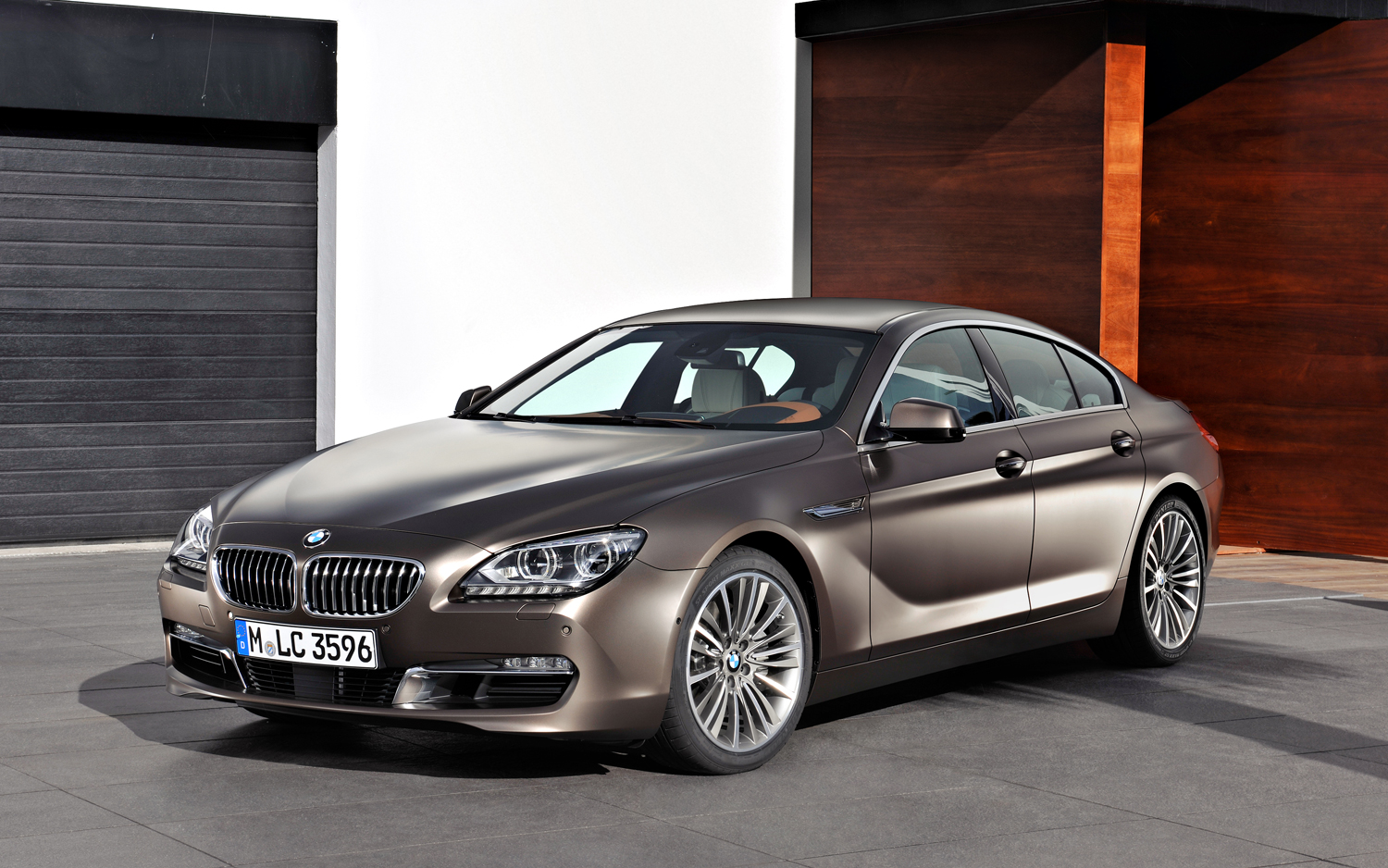 2013 Bmw 6 Series Gran Coupe #1