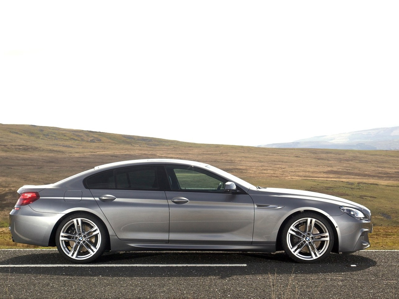 2013 Bmw 6 Series Gran Coupe #2