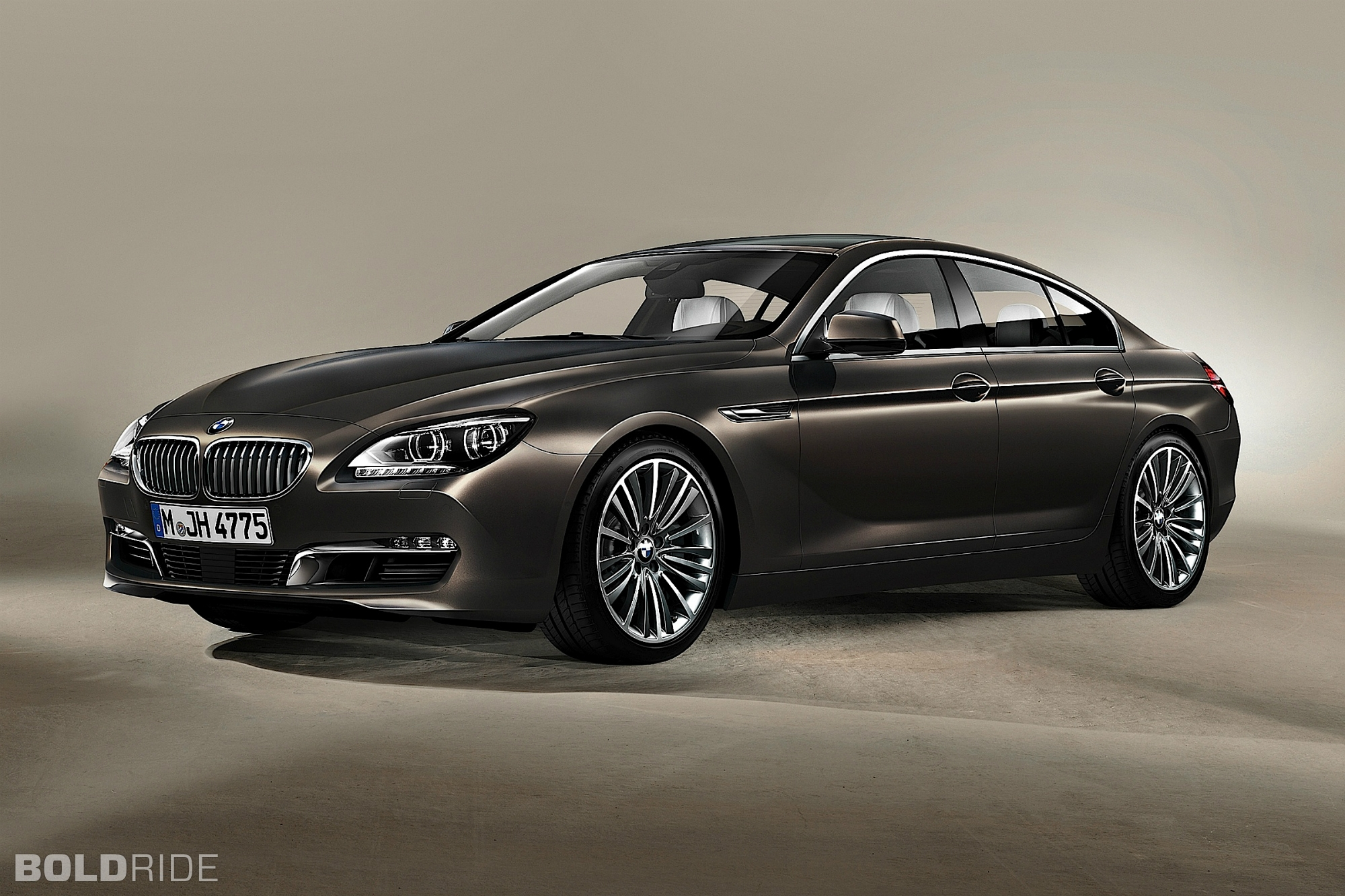 2013 Bmw 6 Series Gran Coupe #3