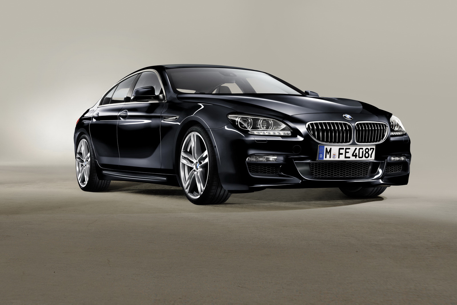 2013 Bmw 6 Series Gran Coupe #6