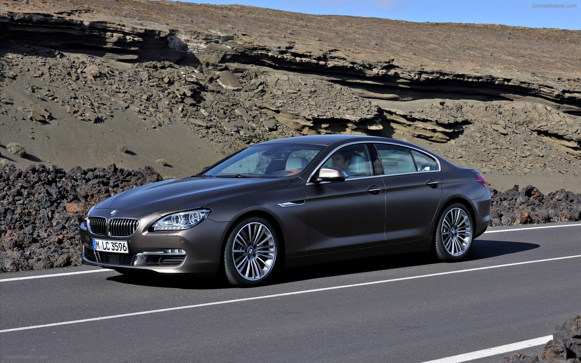 2013 Bmw 6 Series Gran Coupe #5