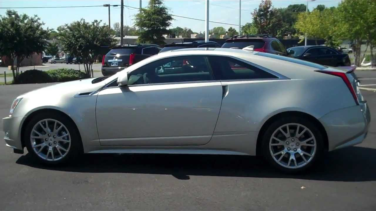 2013 Cadillac Cts Coupe #19