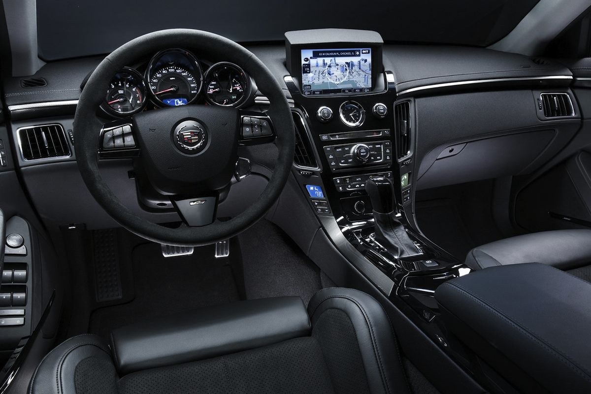 2013 Cadillac Cts Coupe #21