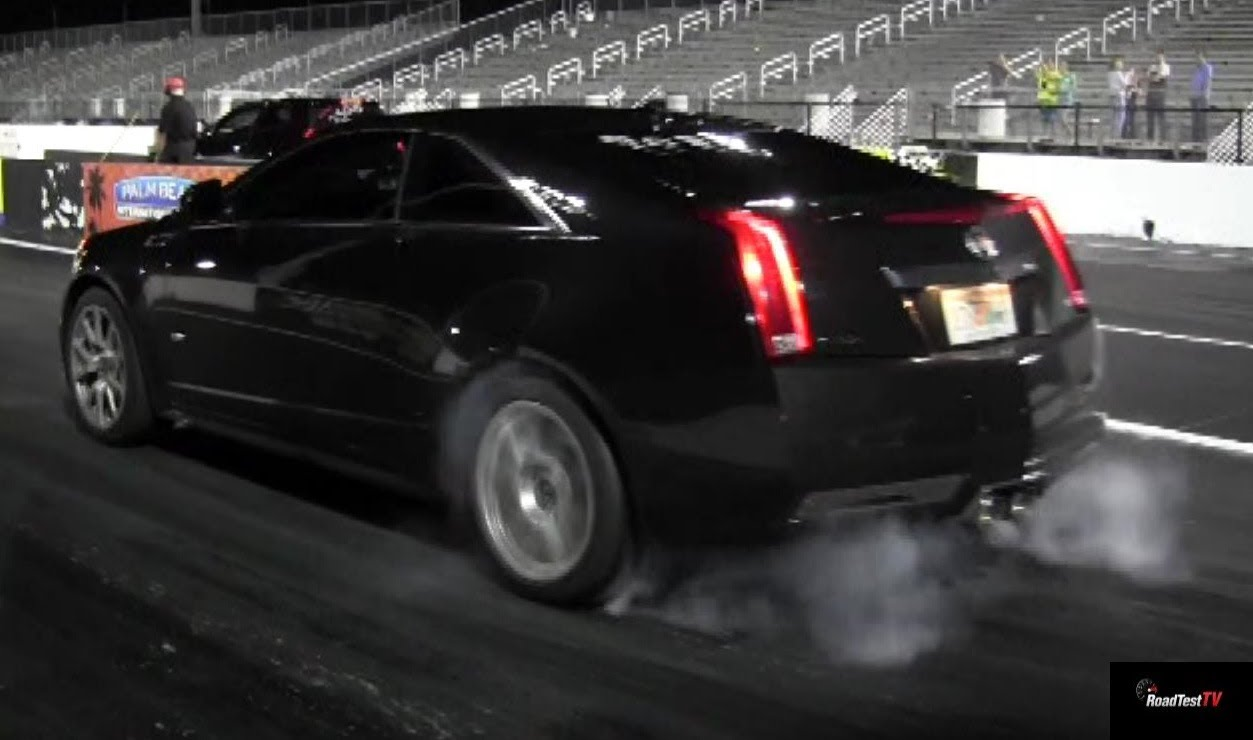 2013 Cadillac Cts-v Coupe #19