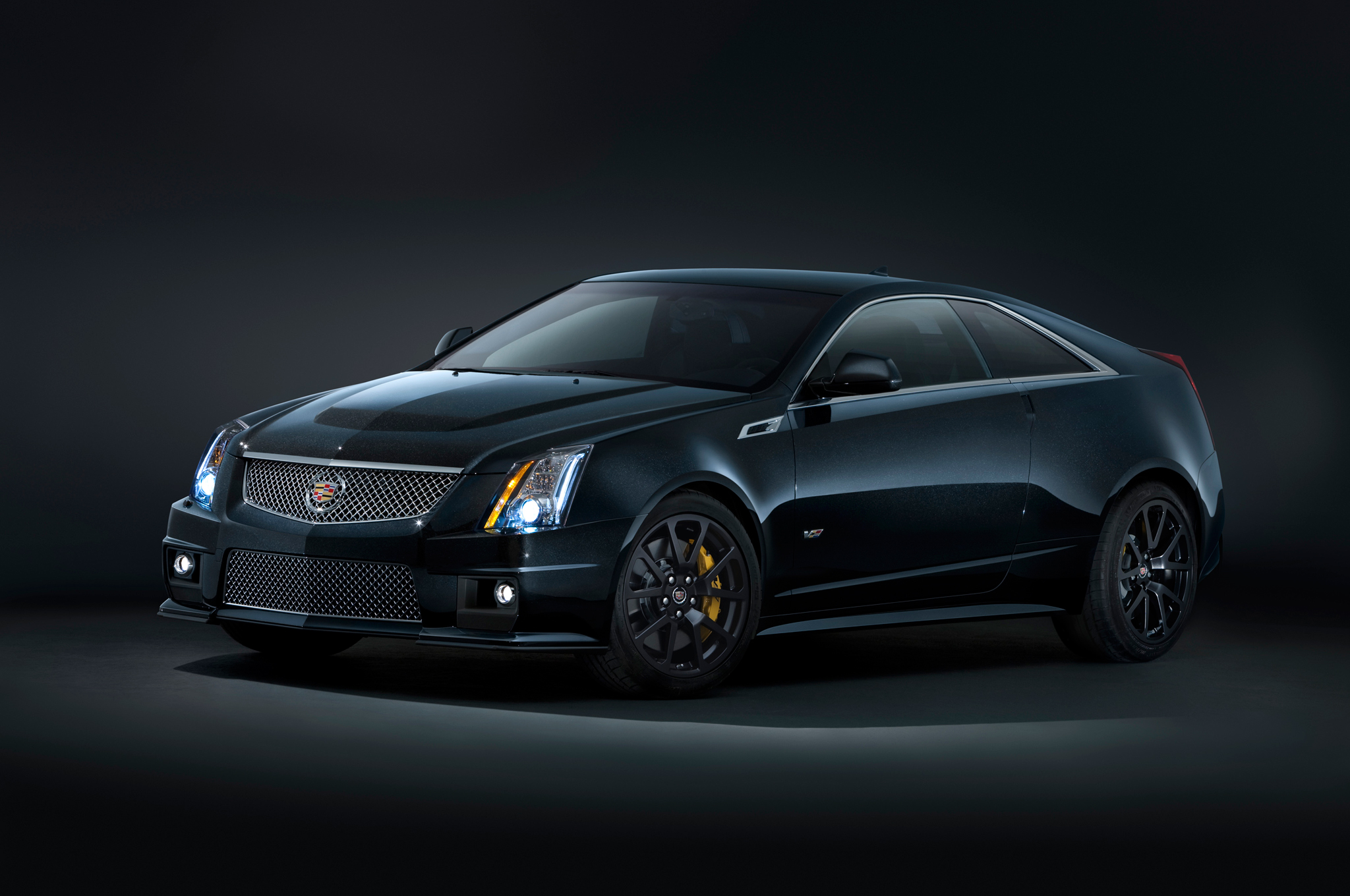 2013 Cadillac Cts-v Coupe #17
