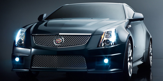 2013 Cadillac Cts-v Coupe #20