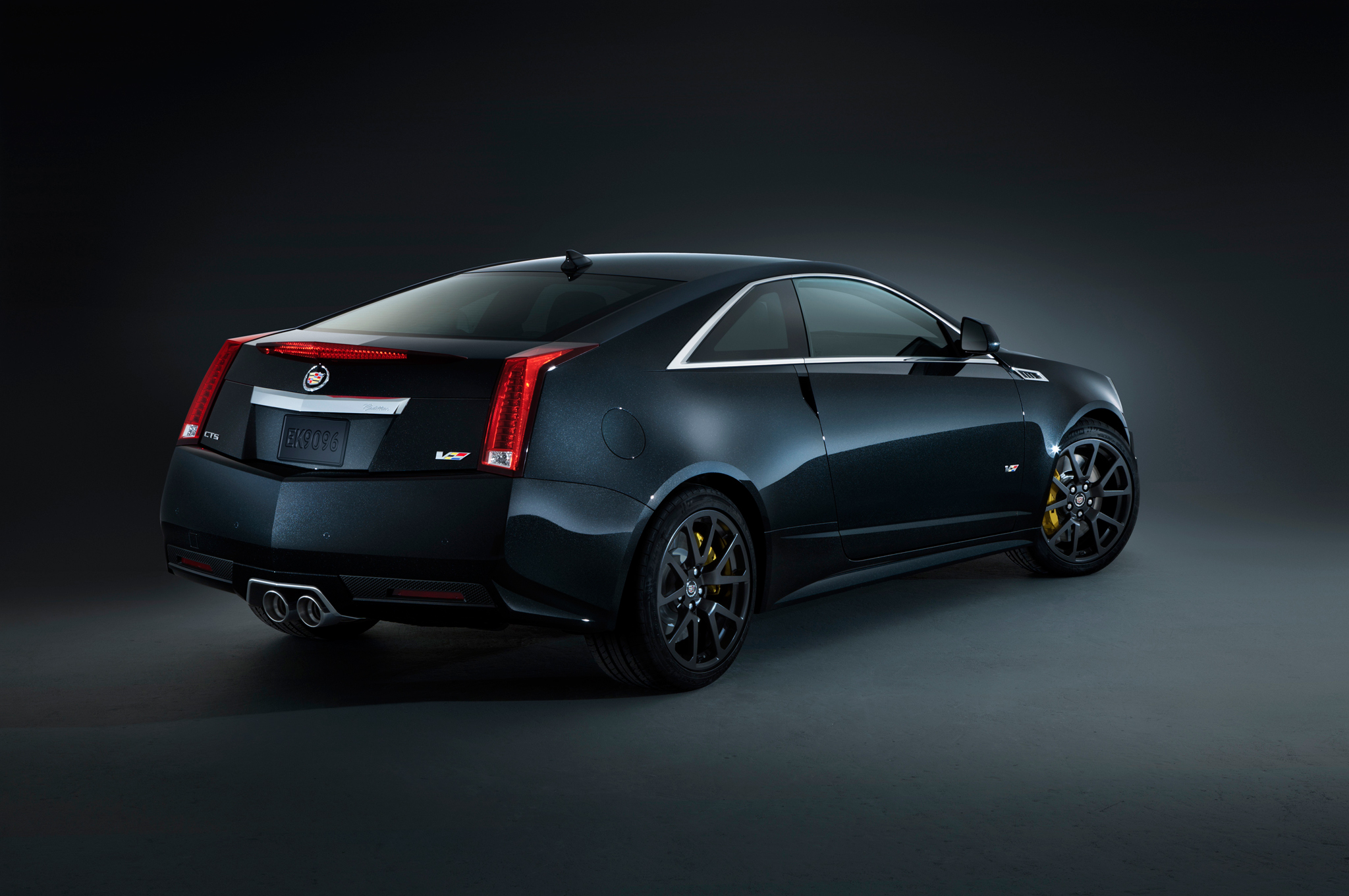 2013 Cadillac Cts-v Coupe #16