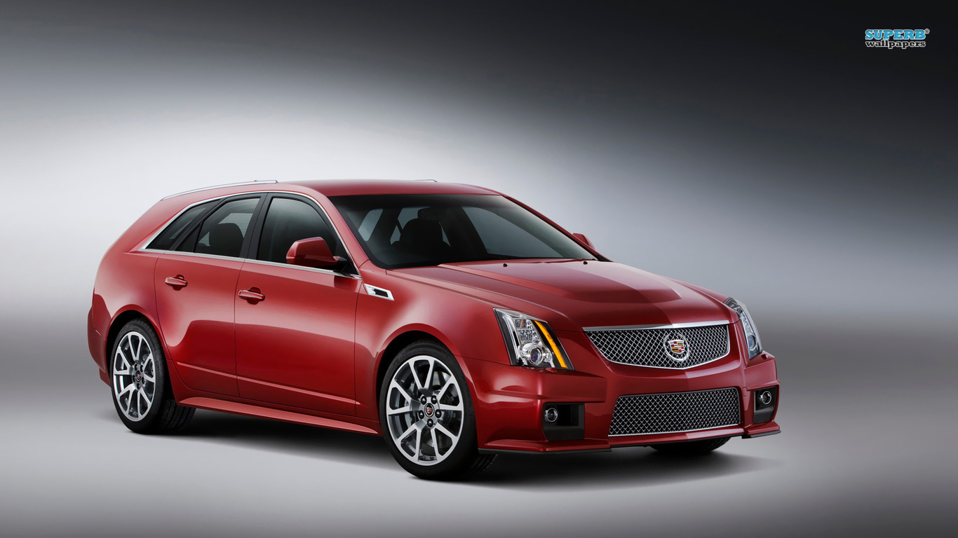 2013 cadillac cts v wagon photos informations articles. Black Bedroom Furniture Sets. Home Design Ideas