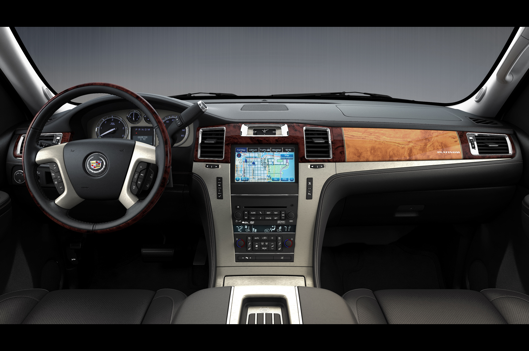 interior montreal exterior and youtube hybrid cadillac show escalade watch auto walkaround