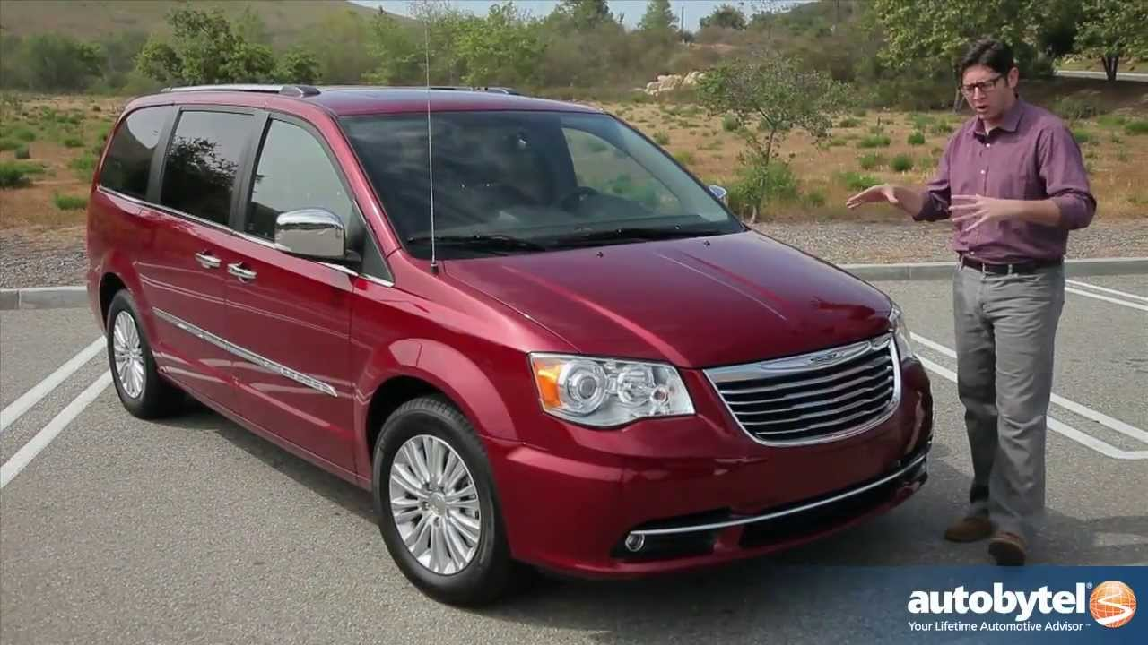 2013 Chrysler Town And Country #20