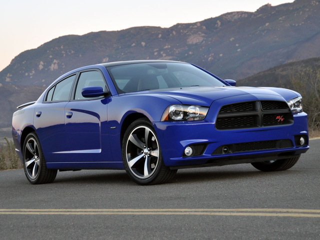 2013 Dodge Charger #20