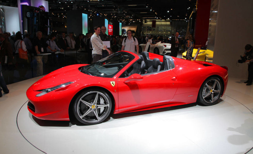 2013 Ferrari 458 Photos Informations Articles Bestcarmag