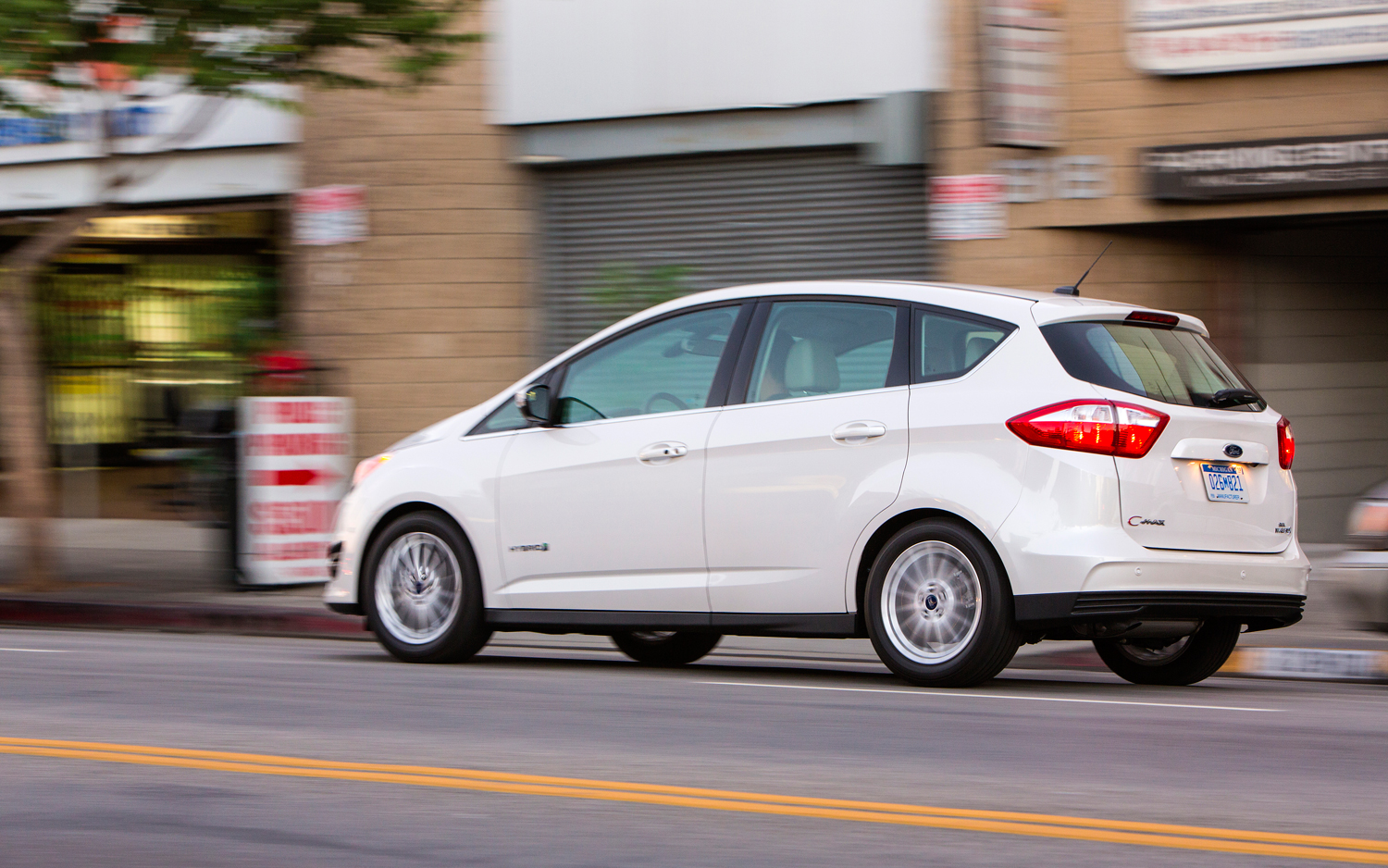 2013 Ford C-MAX #19
