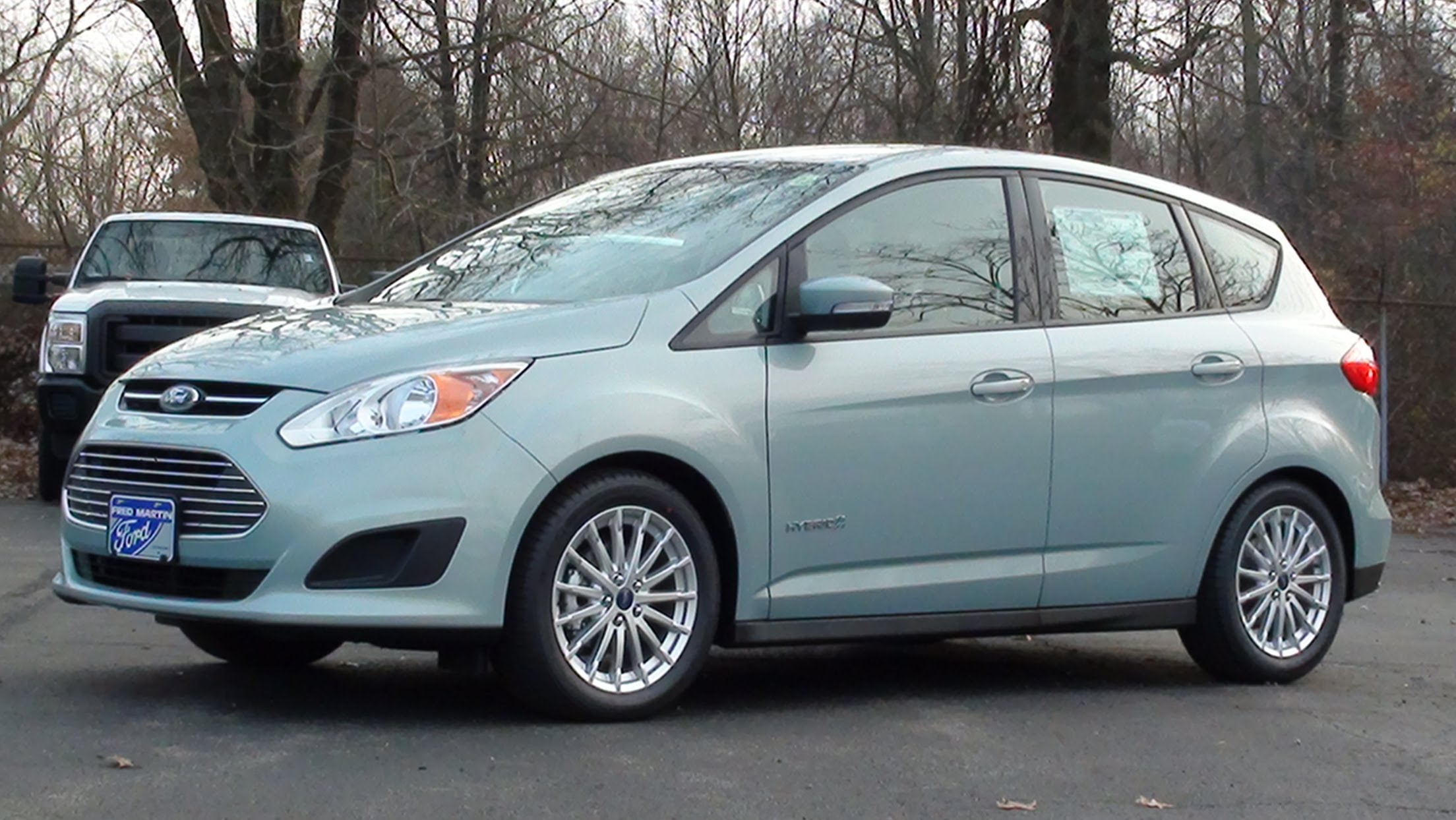 2013 Ford C-MAX #20