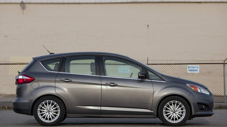 2013 Ford C-MAX #18