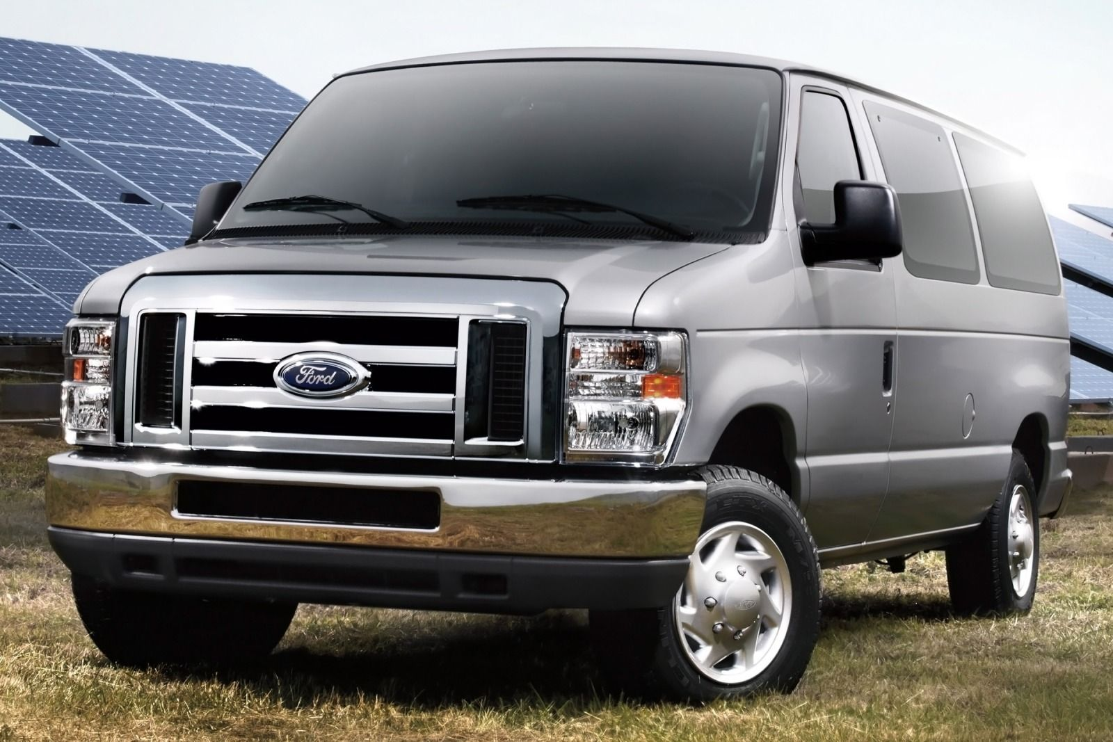 2013 Ford E-series Van #14