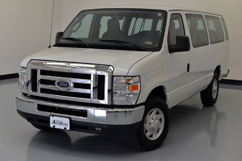 2013 Ford E-series Van #15