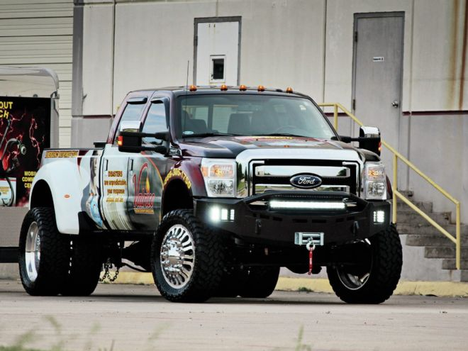2013 Ford F-450 Super Duty #20