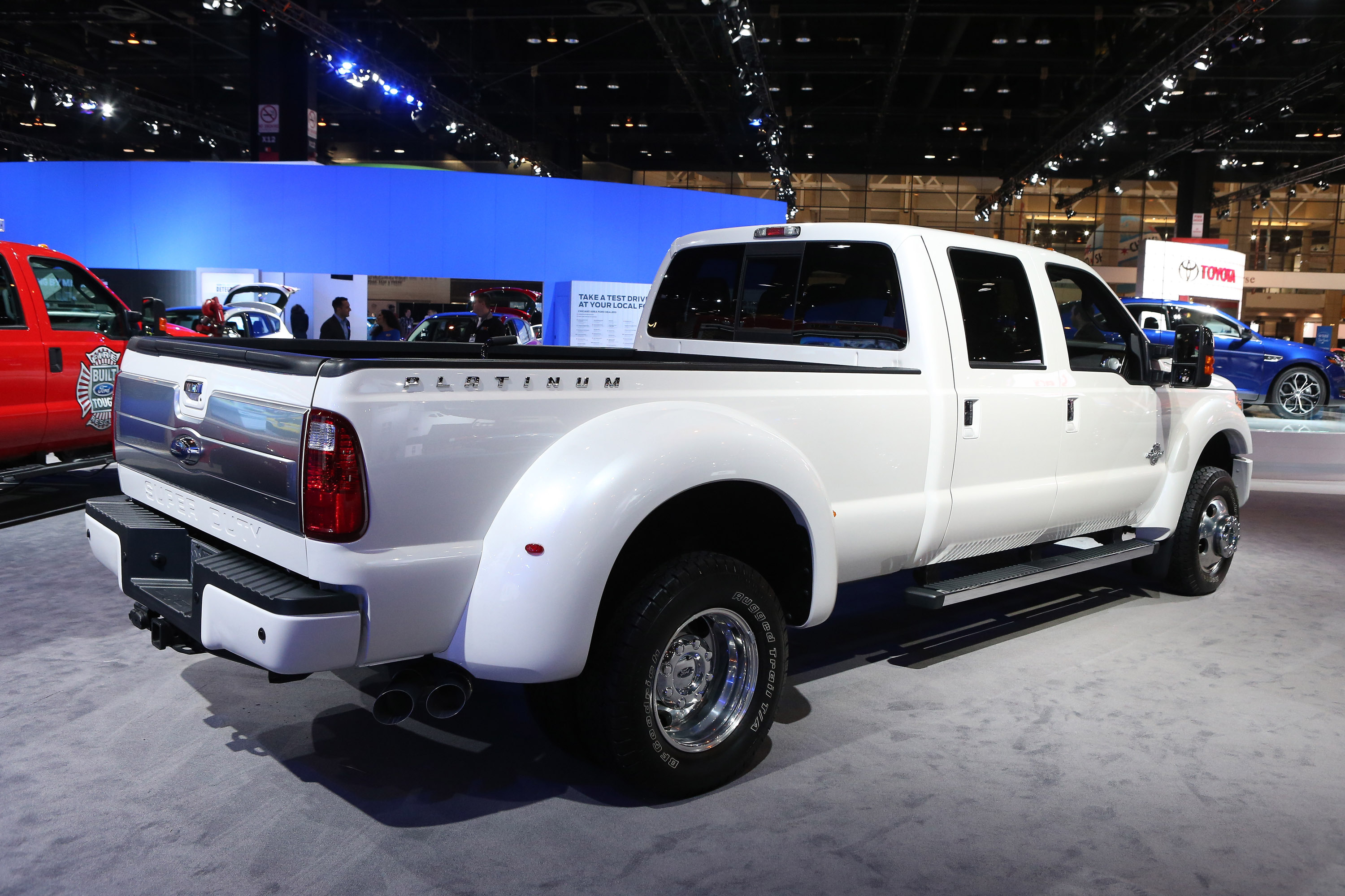 2013 Ford F 450 Super Duty Photos Informations Articles 21