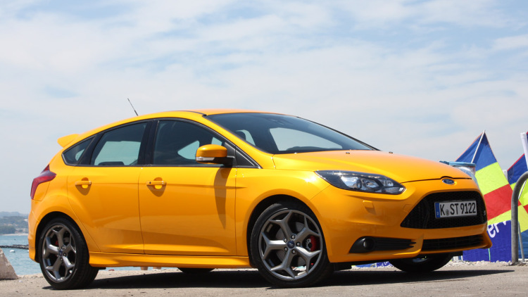2013 Ford Focus St #17