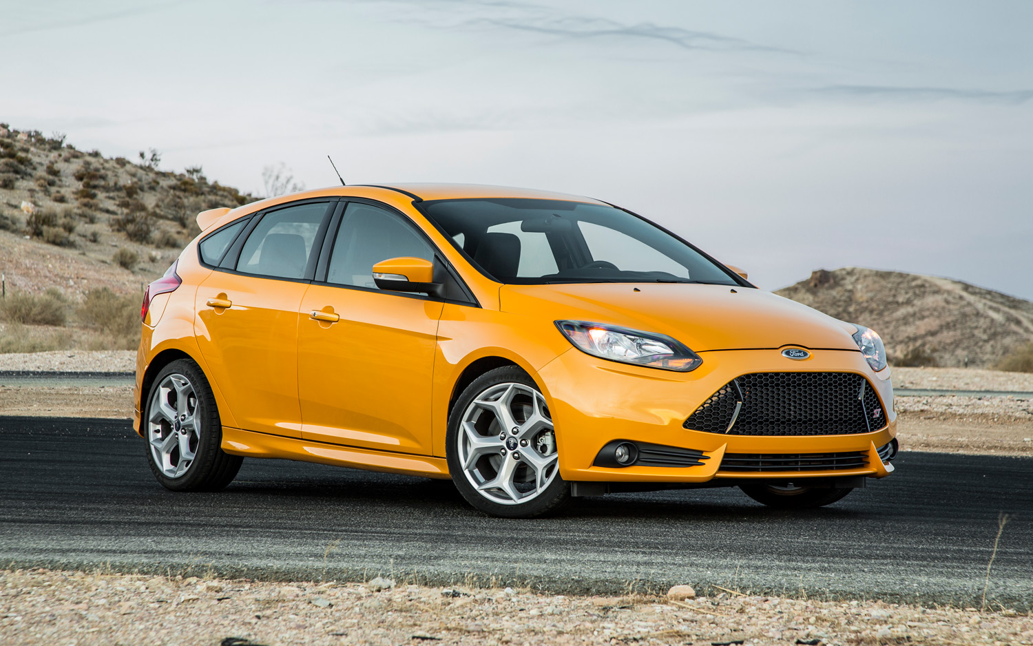 2013 Ford Focus St #15