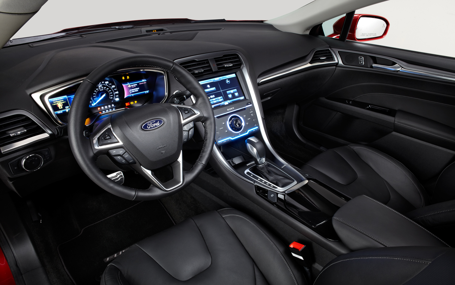 2013 Ford Fusion #19