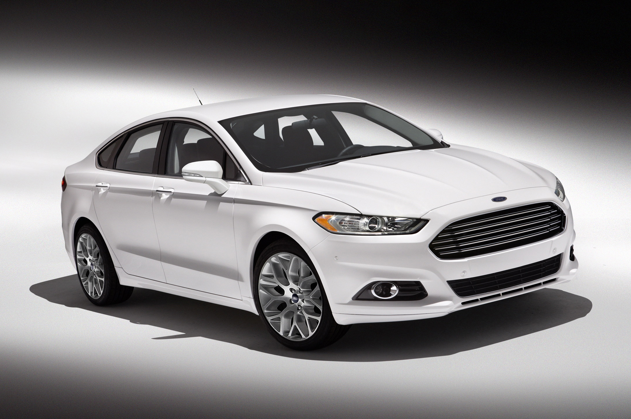 2013 Ford Fusion #17