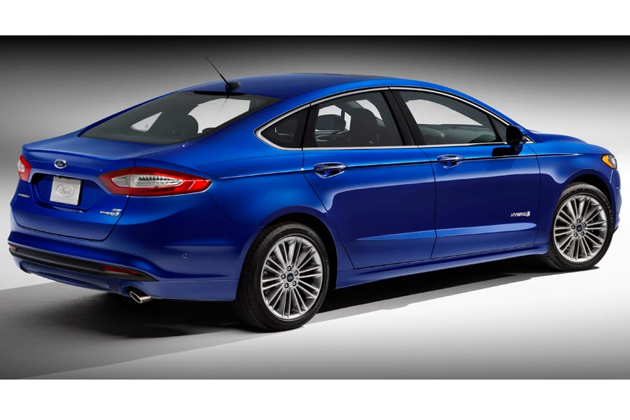2013 ford fusion hybrid photos, informations, articles - bestcarmag