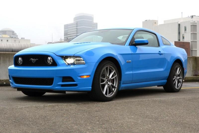 2013 Ford Mustang #22
