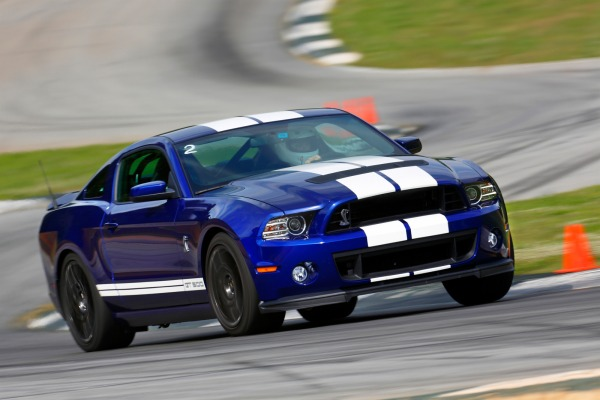 2013 Ford Shelby Gt500 #20