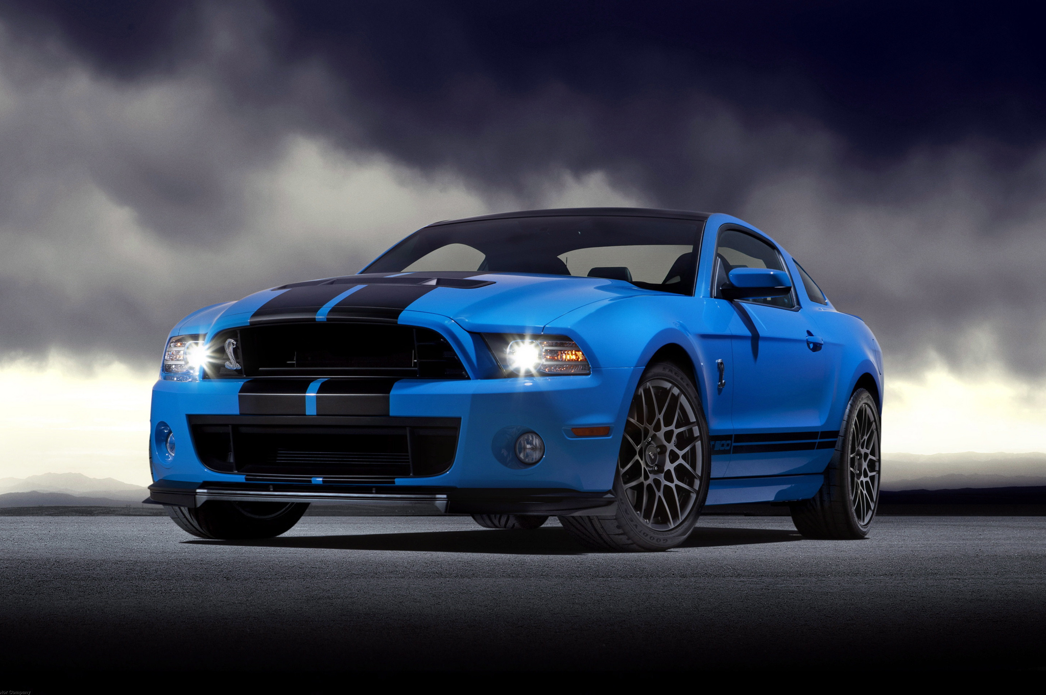 2013 Ford Shelby Gt500 #18