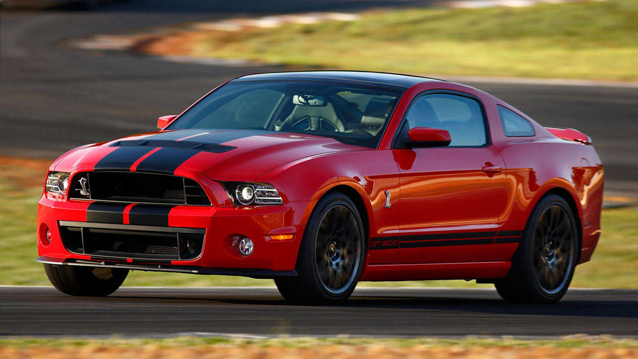 2013 Ford Shelby Gt500 #19