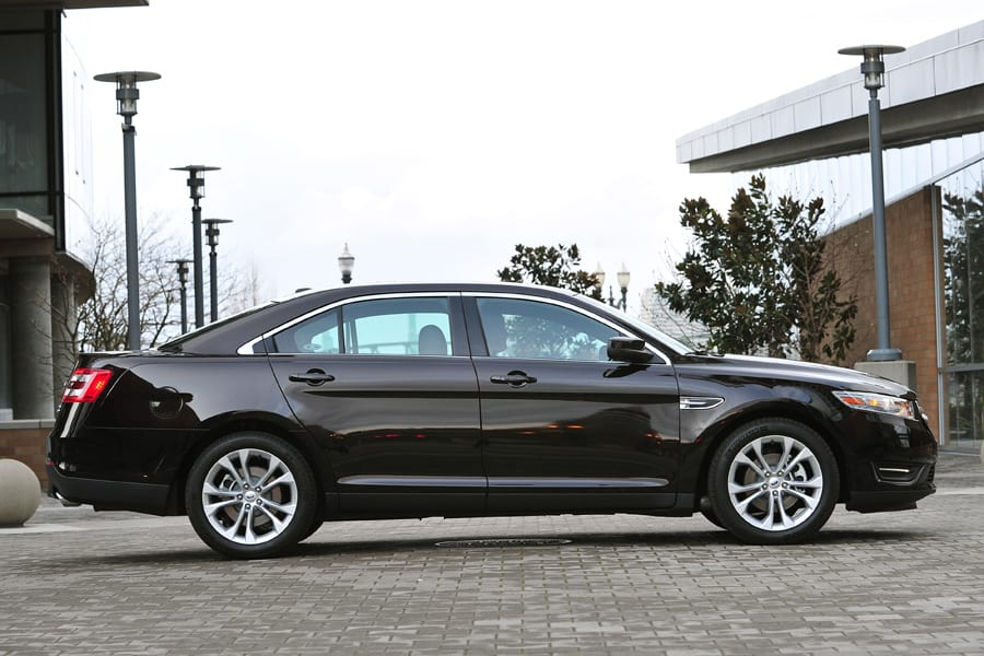2013 ford taurus photos, informations, articles - bestcarmag