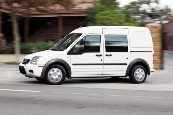 2013 Ford Transit Connect #25