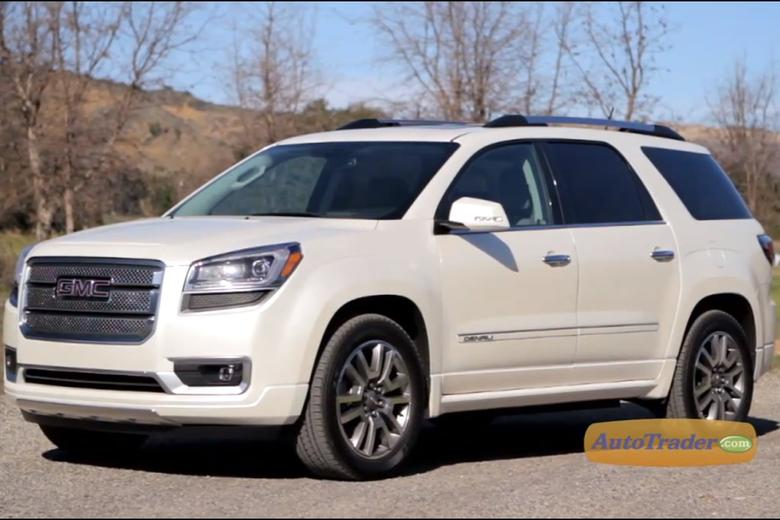 2013 gmc acadia photos informations articles. Black Bedroom Furniture Sets. Home Design Ideas