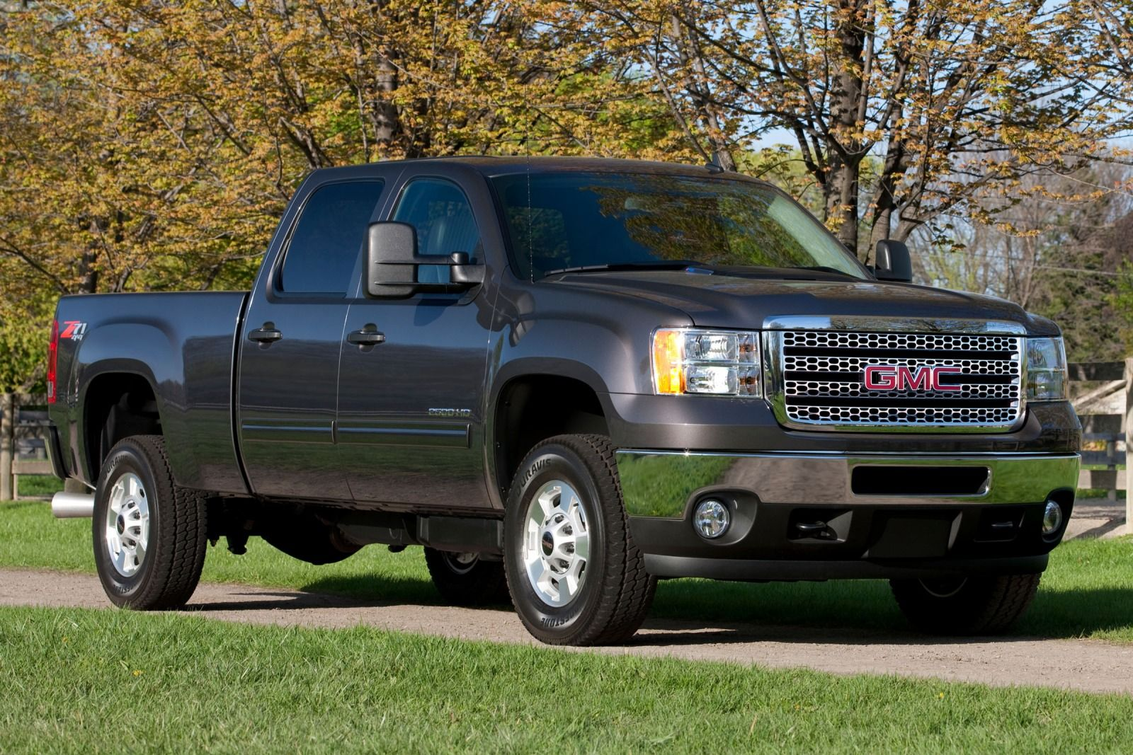 2013 GMC Sierra 3500hd #24