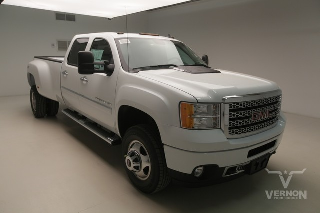 2013 GMC Sierra 3500hd #26
