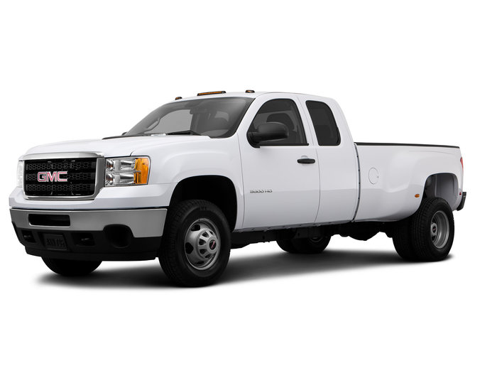 2013 GMC Sierra 3500hd #22