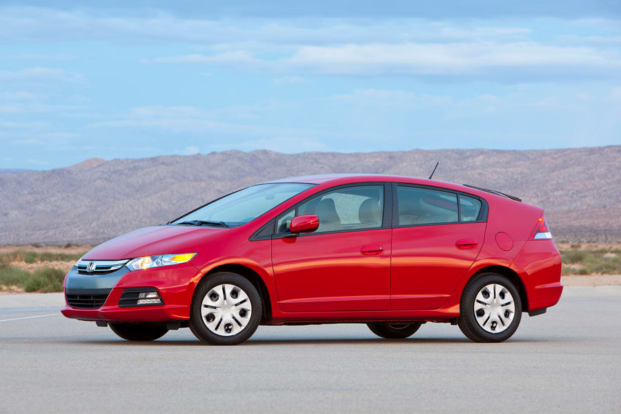 2013 Honda Insight #20