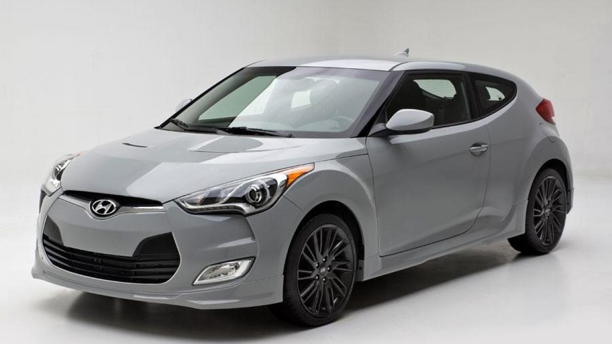 2013 hyundai veloster photos informations articles. Black Bedroom Furniture Sets. Home Design Ideas