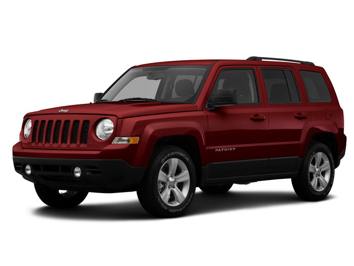 2013 Jeep Patriot #19
