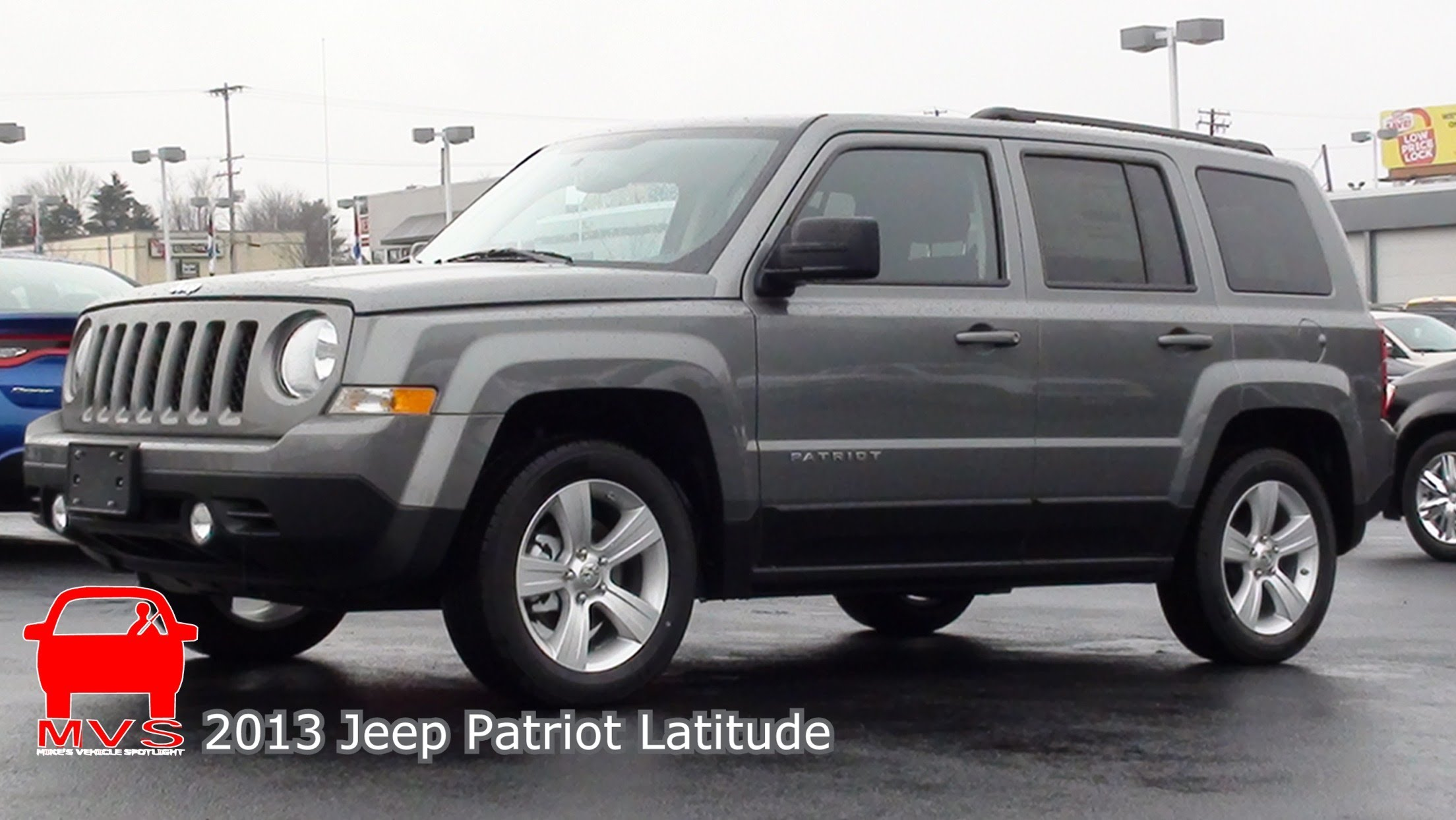 2013 Jeep Patriot #20