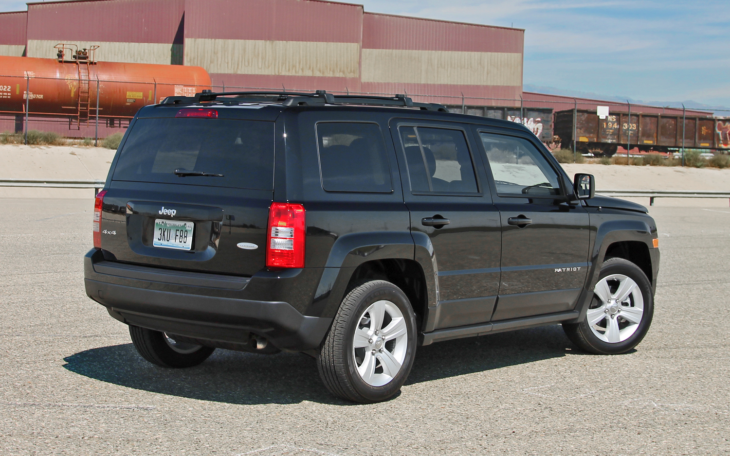 2013 Jeep Patriot #18