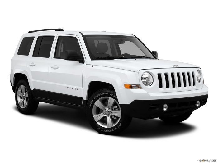 2013 Jeep Patriot #22
