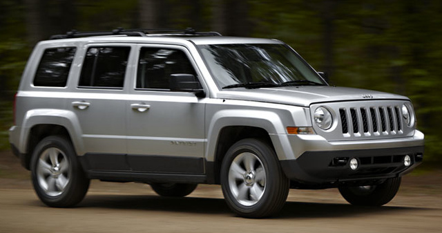 2013 Jeep Patriot #17